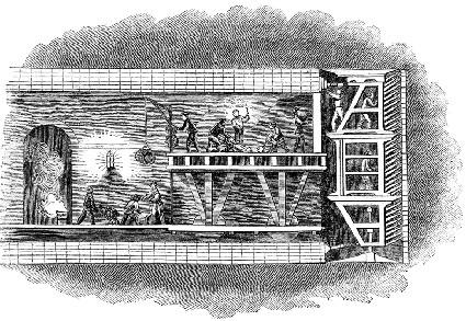 Marc Brunel alagútpajzsa