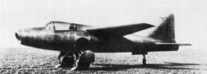 Heinkel HE 178, az első sugárhajtóművel a levegőbe emelkedő repülőgép