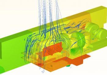 Szervomotor Vezérlő Elektronika CFD Szimuláció | Videó | 2. rész
